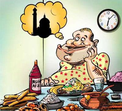 طنز سرکاری ماه رمضان, مطالب طنز و خنده دار