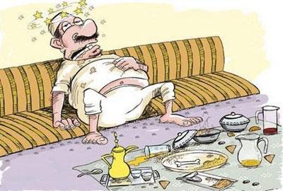 طنز ماه رمضان, پیامک طنز ماه رمضان